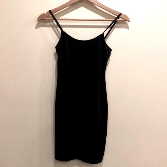 Garage Cotton Slip Dress